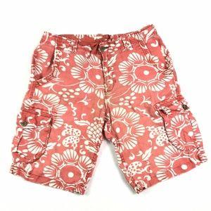 Lucky Brand Cargo Shorts Size 32